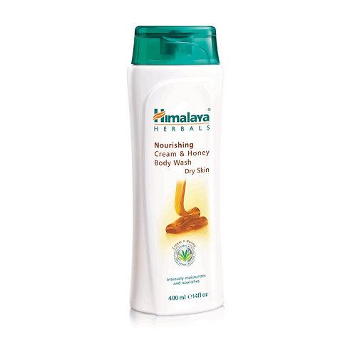 Himalaya Nourishing Cream & Honey Body Wash 400ml