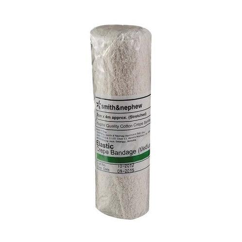 Smith & Nephew Elastic Crepe Bandage Medium Weight 15cm x 4m