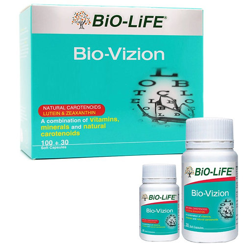 BiO-LiFE Bio-Vizion (100S+30S)