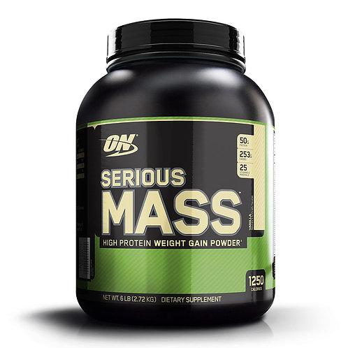 Optimum Nutrition Serious Mass - Vanilla (6lbs)