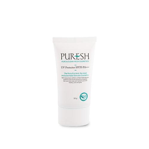 Puresh UV Protector SPF35PA+++ (50g) | Skin Health