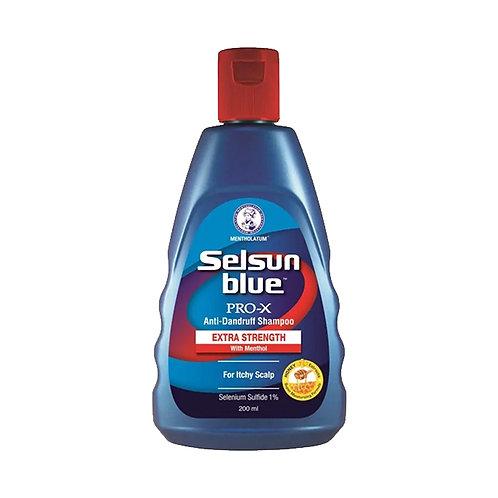 Selsun Blue Pro-X Dandruff Treatment Shampoo (Extra Strength) 200ml
