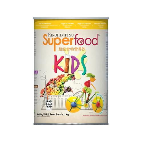 Kinohimitsu Superfood Kids 1kg | Nutrition