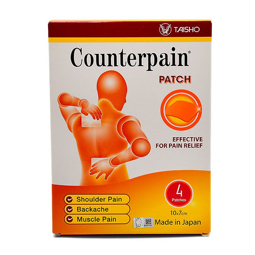 Counterpain Patch 4's