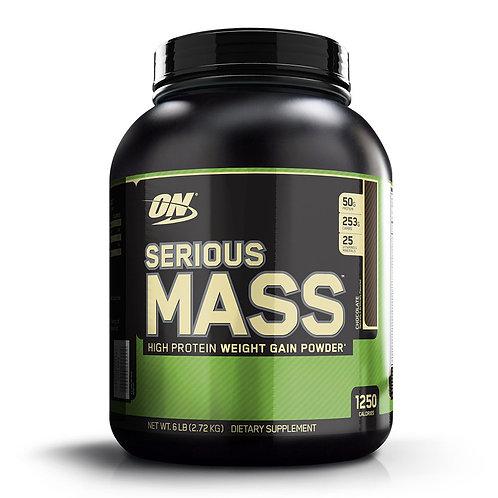Optimum Nutrition Serious Mass - Chocolate (6lbs)