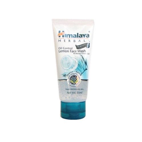 Himalaya Oil Control Lemon Face Wash 50ml