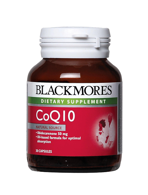 Blackmores CoQ10 150mg - General Health