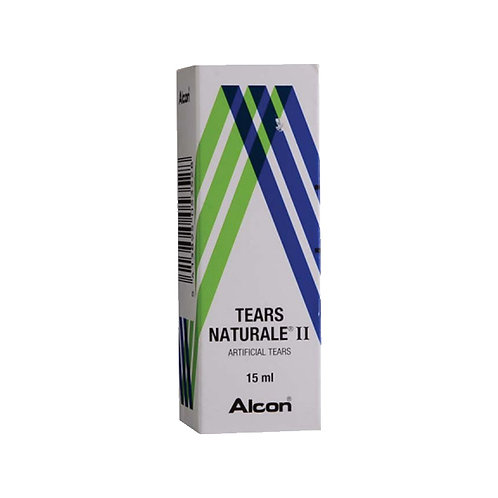 Alcon Tears Naturale II Artificial Tears 15ml