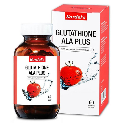 Kordel's Glutathione ALA Plus (60S) - Beauty & Skin Health