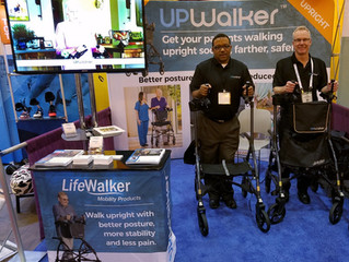 UPWalker Receives Positive Reviews at Nation's Largest Physical Therapy Convention
