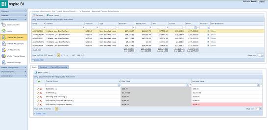 Aspire BI Appraisal Toolkit