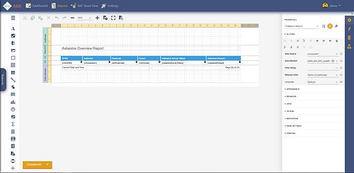 AMI Image Report Builder