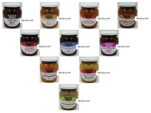 NEW range of Banting Products!