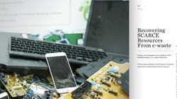 Recovering SCARCE resources from e-waste