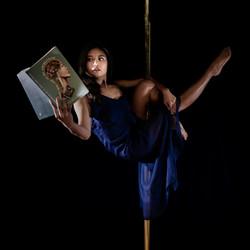 I read and pole