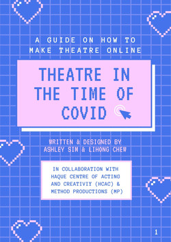 Theatre in the time of Covid-19
