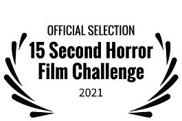 OFFICIAL SELECTION - 15 Second Horror Fi