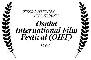 OFFICIAL SELECTION HERE TIL JUNE - Osaka