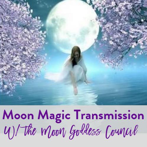 Moon Meditation Magic