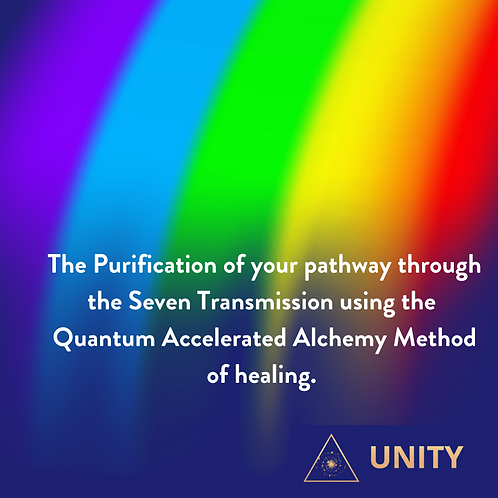 The Seven Transmissions of UNITY