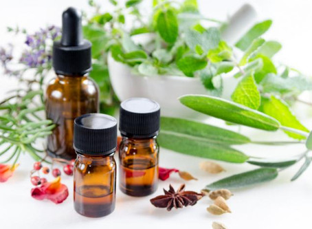 5 Top Essential Oils to help lessen anxious, sad feelings and lack of motivation.
