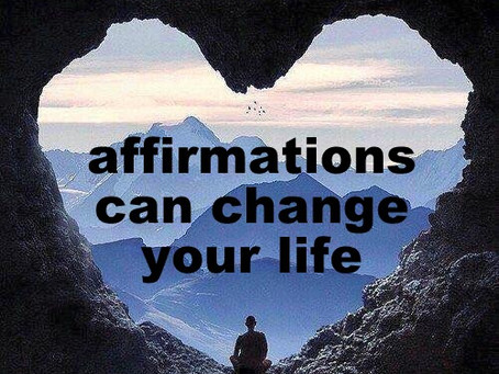 I AM Affirmations to change your life