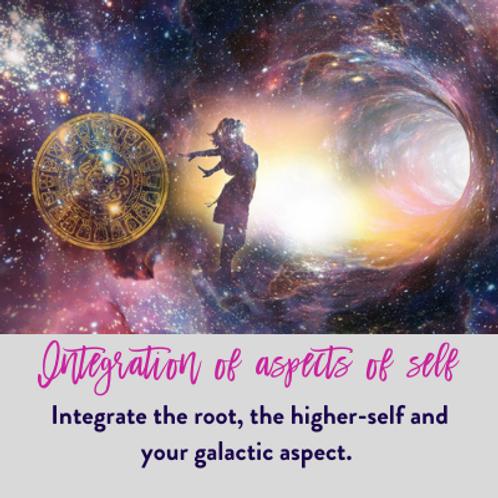 Integrating 3 Major aspects of self