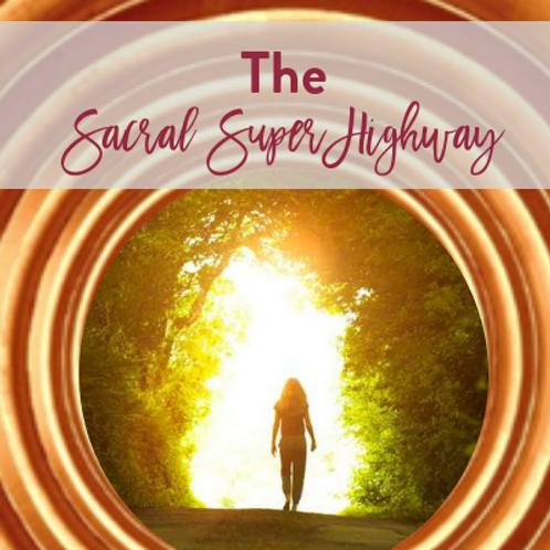 Sacral Healing and Divine Creatrix Activation