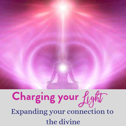Charging your Divine Light