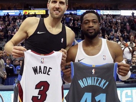 Let's Be Real About D-Wade and Dirk