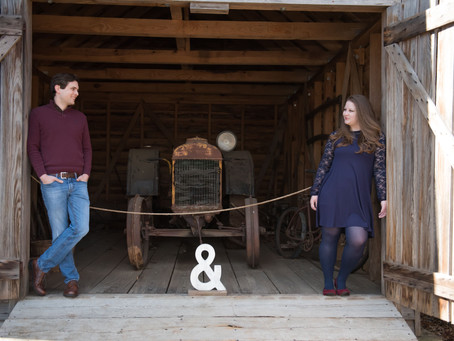 MCDANIEL FARM PARK IN DULUTH | DULUTH WEDDING PHOTOGRAPHERS | ENGAGEMENT SESSIONS