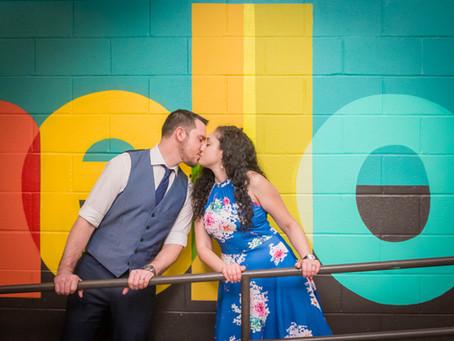 PONCE CITY MARKET | ATLANTA WEDDING PHOTOGRAPHERS | ENGAGEMENT SESSIONS