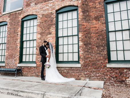 AUGUSTA WEDDING PHOTOGRAPHERS| ENTERPRISE MILL EVENTS & CATERING