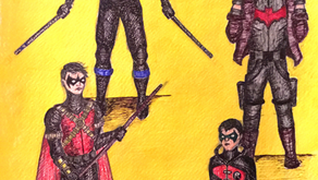Batman and Robin: Attachment Theory In Action