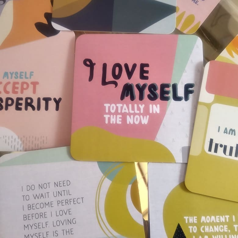 Louise Hay Affirmation Cards