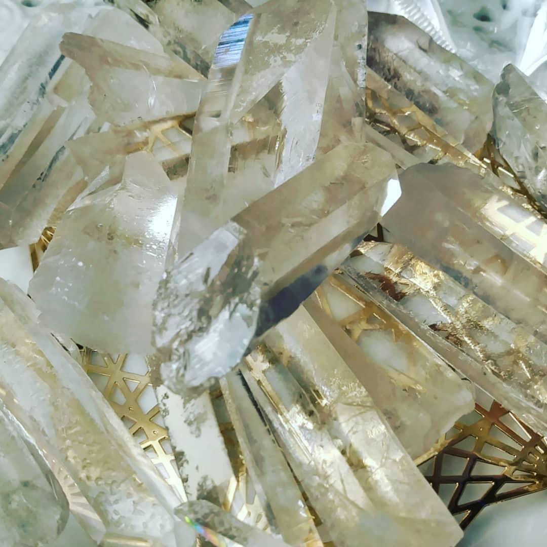 Lemurian Seed Crystals