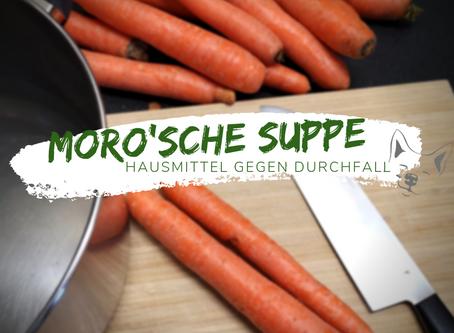 Moro-Suppe - Natürliche Hilfe bei Durchfall