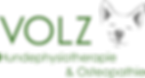 Volz Hundephysiotherapie und Osteopathie Logo