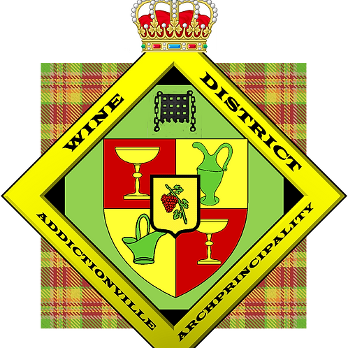 Diplôme Wine District Citizenship