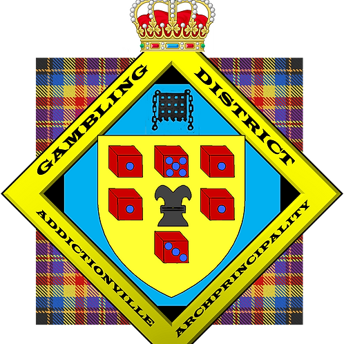 Diplôme Gambling District Citizenship