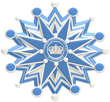 Ordre des Chevaliers d'Olethros crachat.