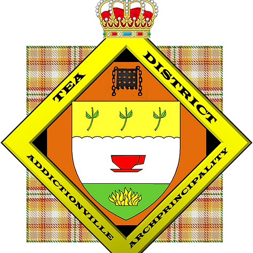 Diplôme Tea  District Citizenship