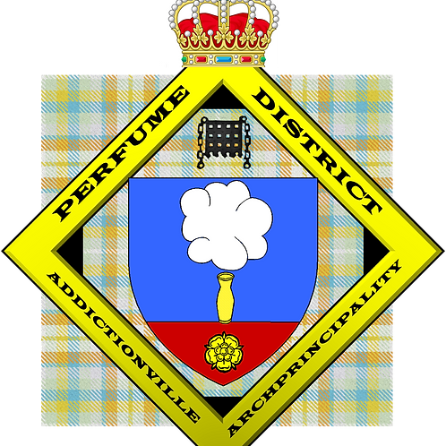 Diplôme Perfume District Citizenship