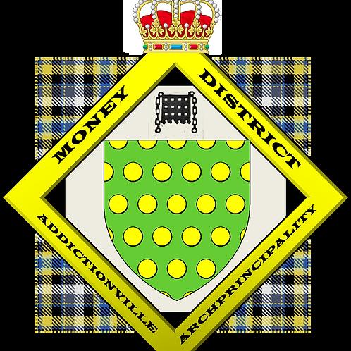 Diplôme Money District Citizenship