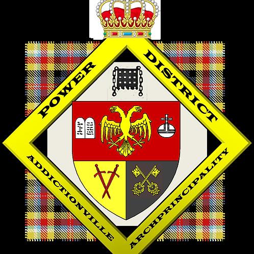 Diplôme Power District Citizenship