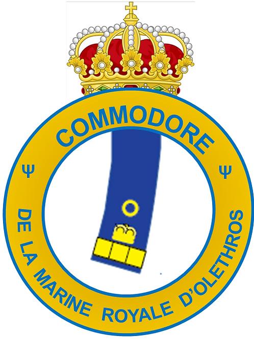 Diplôme de Commodore (Marine)