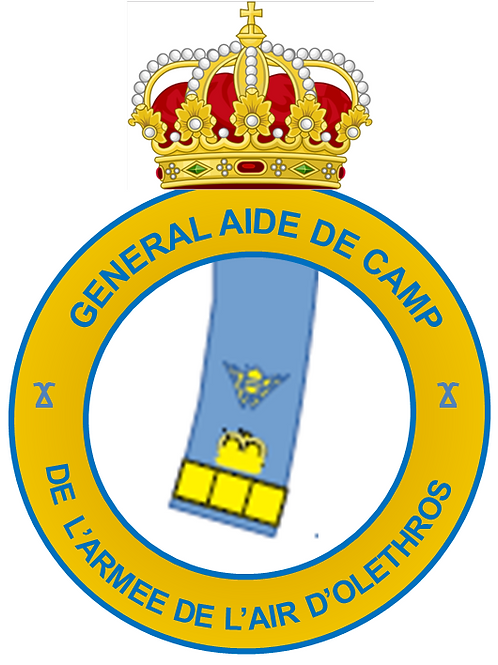 Grade de Général Aide-de-Camp (Air Interarmées)