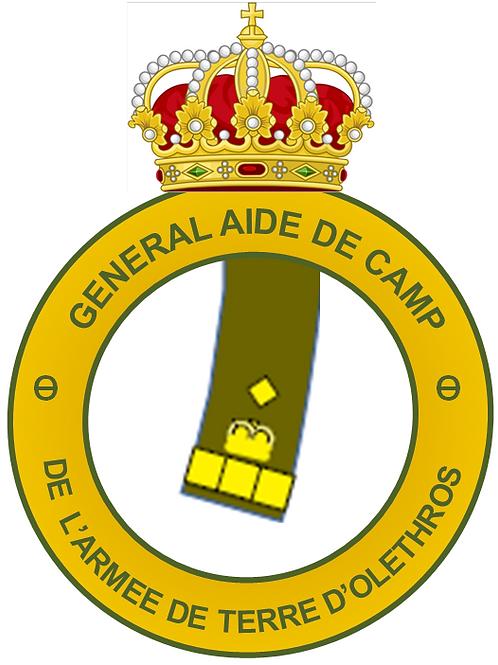 Grade de Général Aide-de-Camp (Terre)