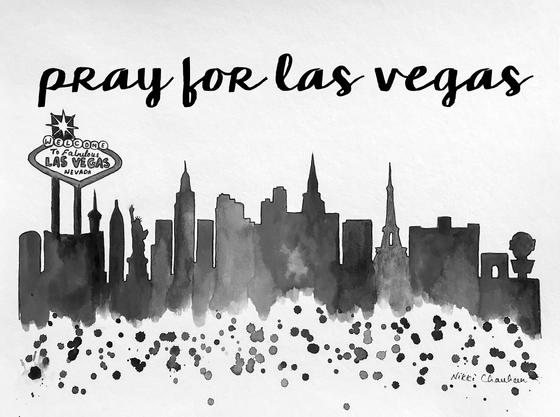 A Prayer for Las Vegas