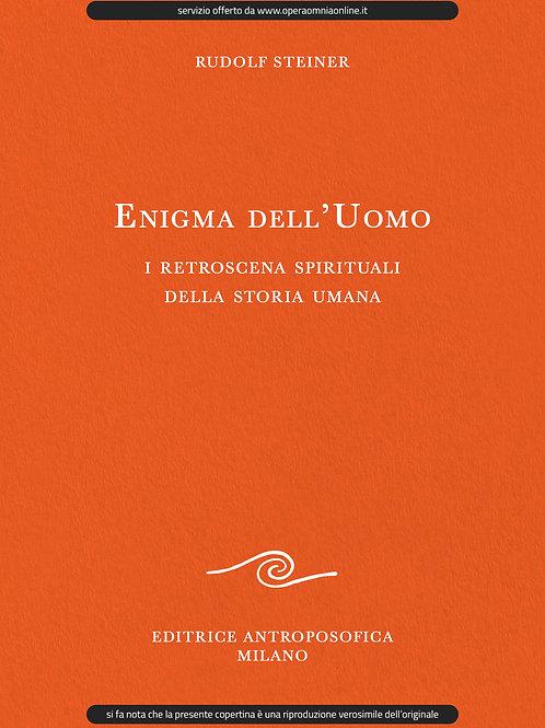 O.O. 170 - L'Enigma dell'Uomo - I retroscena spirituali della storia umana
